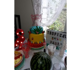 Tropical Party!!