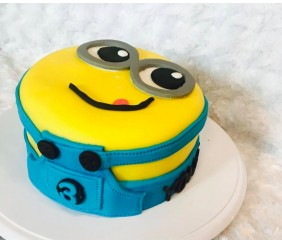 Gateau Minion CHOCOLAT PASSION