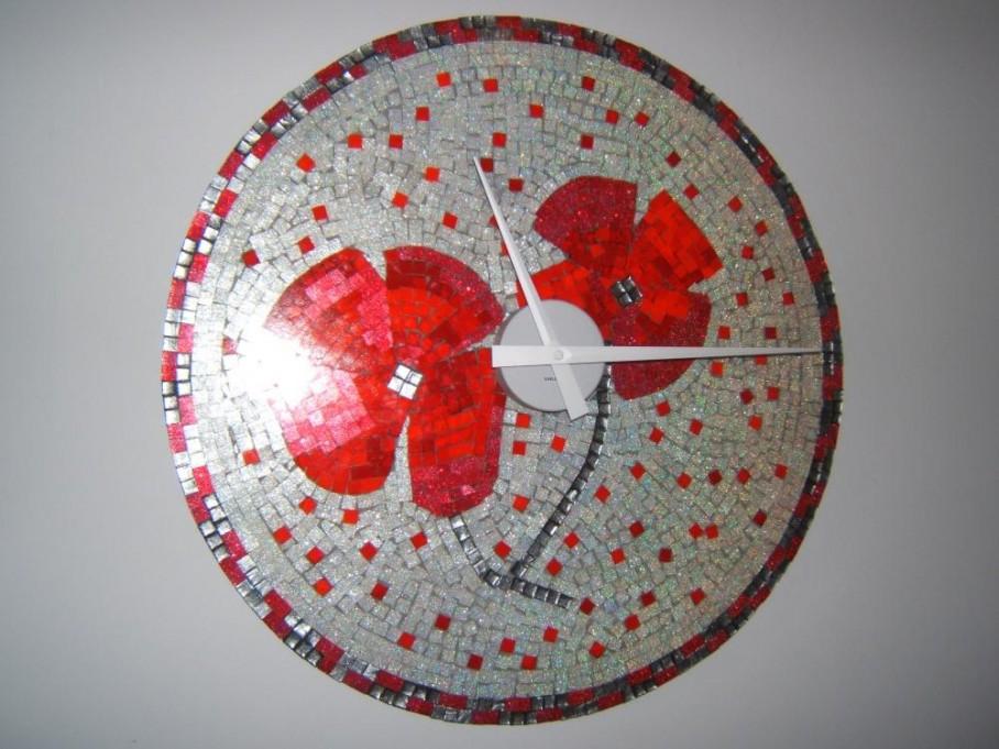 J 39 ai cr une horloge id e cadeau pour noel blog z dio for Horloge zodio