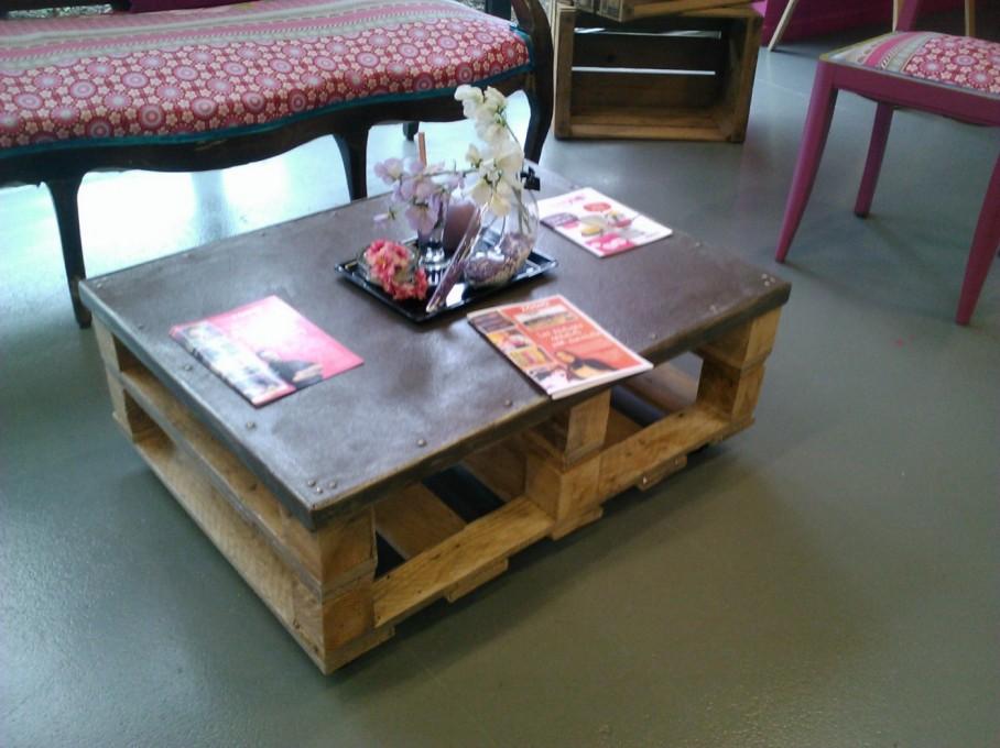 Nouveau atelier meubles en palettes blog z dio for Meuble zodio