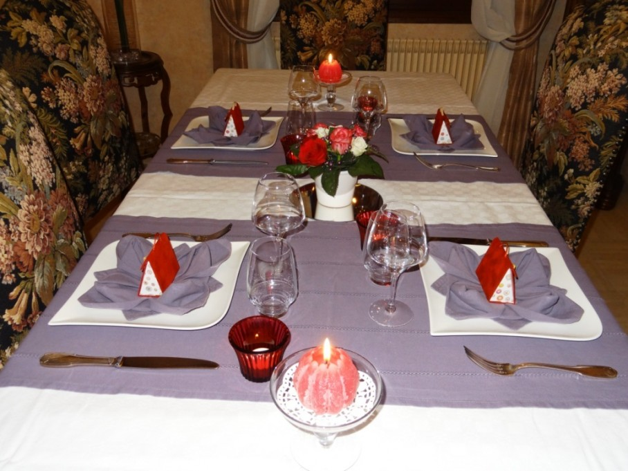 Table de saint valentin blog z dio - Table de saint valentin ...