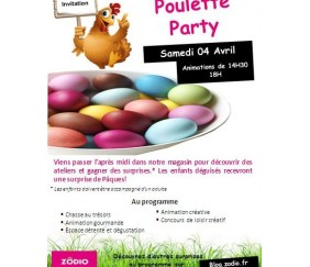 Poulette Party Zodio Reims