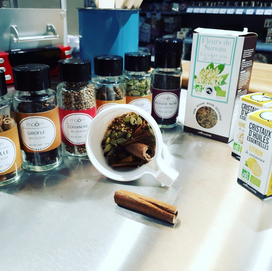 MON INFUSION AYURVEDIQUE