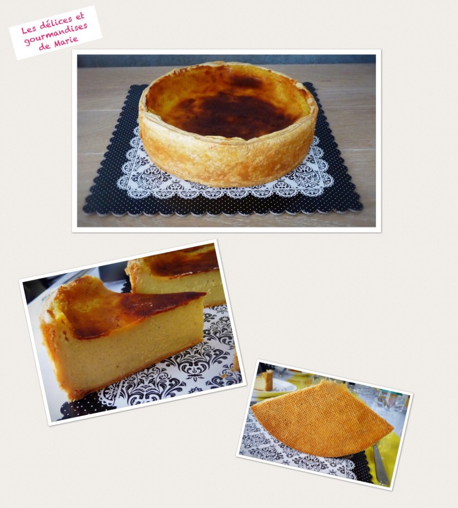 Flan Christophe Michalak