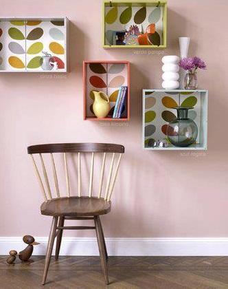 claire et ses id es pas ch res avec des boites chaussures blog z dio. Black Bedroom Furniture Sets. Home Design Ideas