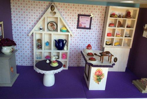 Mon petit atelier de pâtisserie