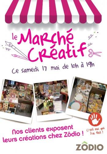 Marché créatif, 2ème édition!