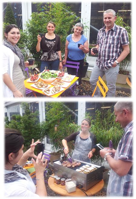 Atelier cuisine les lundis midis blog z dio - Zodio chambourcy atelier cuisine ...