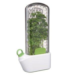 Pour maman j'ai choisi….un herbier pour qu'elle puisse préparer de bonnes salades
