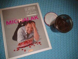 J'ai testé pour vous: la pâte à tartiner de C.Michalak