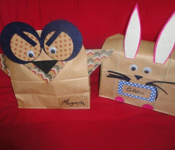 J'ai créé pour mes neveux des paquets cadeaux trop rigolos !