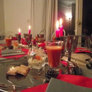 Notre table de fête