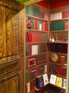 Cabinet de lecture