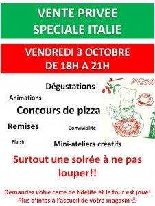 L'Italie s'invite dans votre magasin Zôdio de Rosny sous Bois