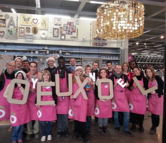 La Chambour'Team vous souhaite un Joyeux Noël !!!