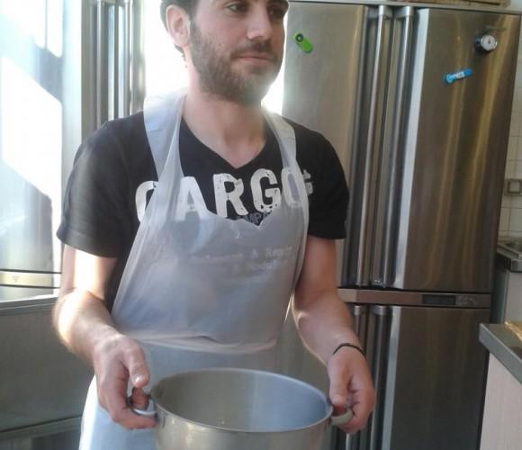 Quand IL ramène sa fraise chez Zôdio Avignon…