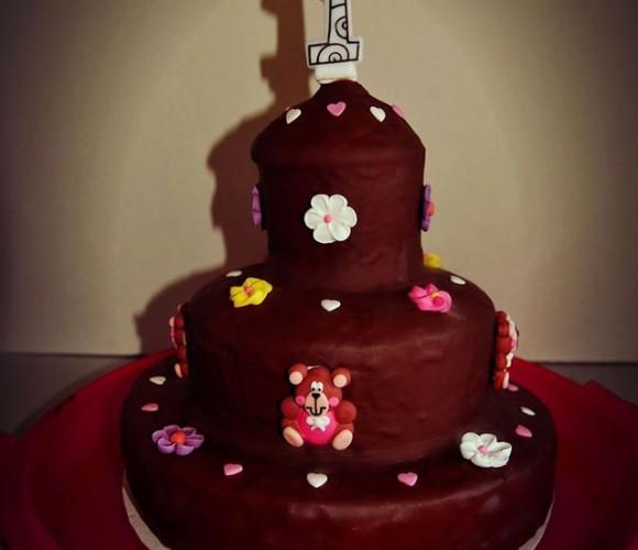 J'ai testé pour vous … Le kit gâteau surprise 3 étages !