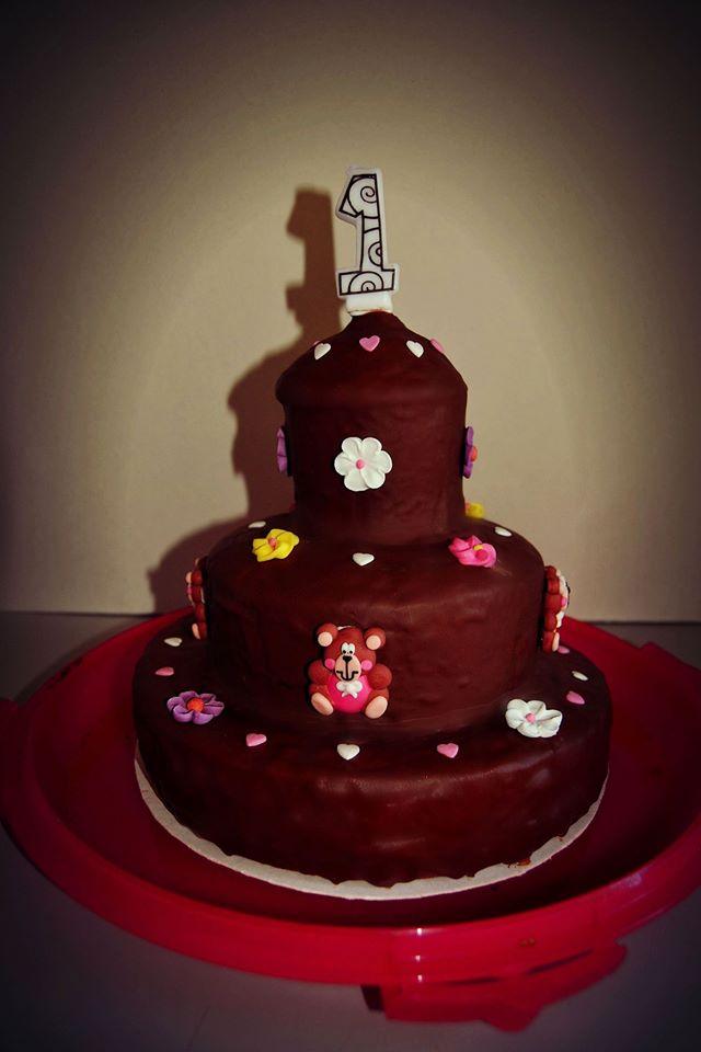 J'ai testé pour vous ... Le kit gâteau surprise 3 étages !