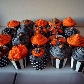 Cupcakes Halloween !
