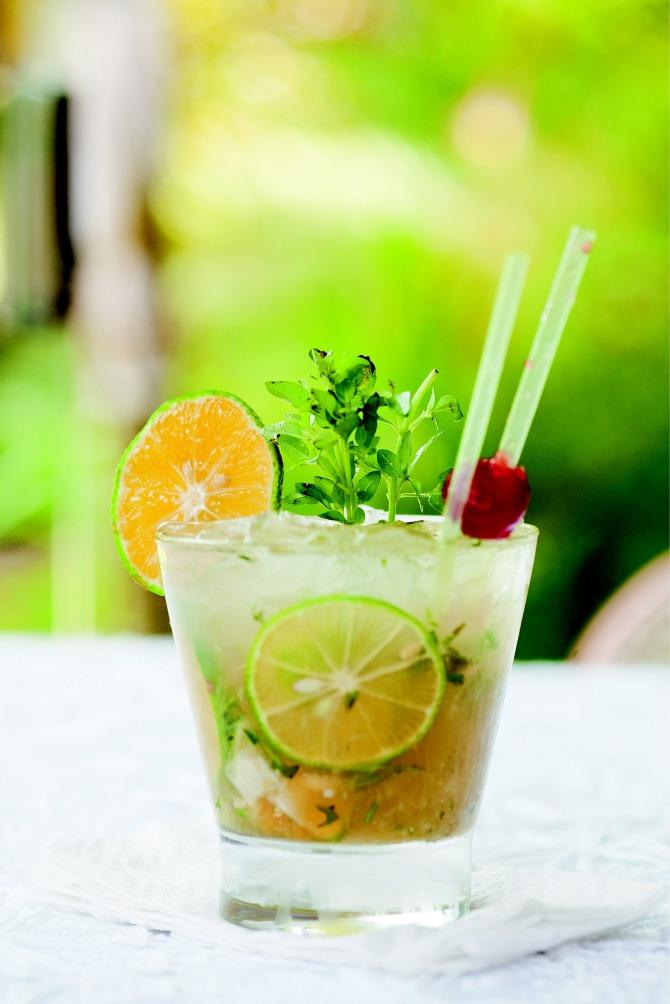 Cocktail: La Caipirinha brésilienne