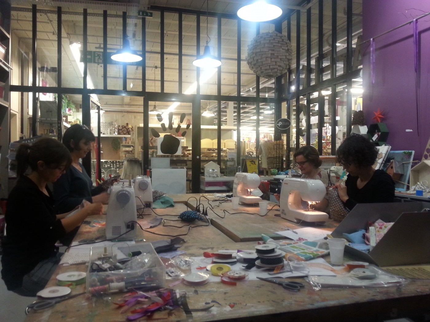 Cours couture zodio - Zodio chambourcy atelier cuisine ...