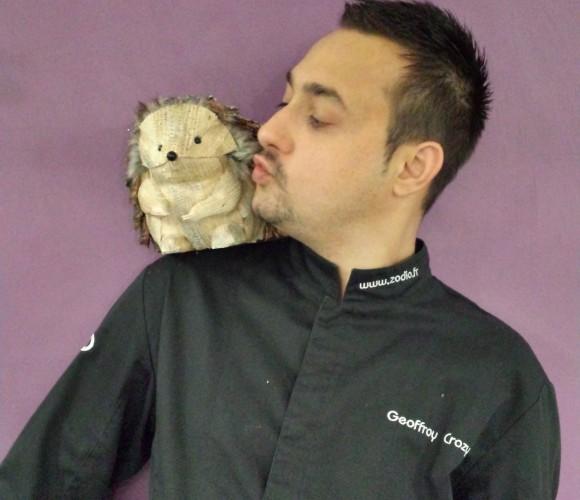 Léon a testé pour vous l'atelier cuisine avec Geoffroy