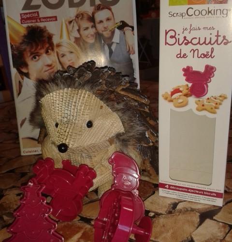 Léon a choisi pour vous «Les emportes pièces Biscuits de Noël»