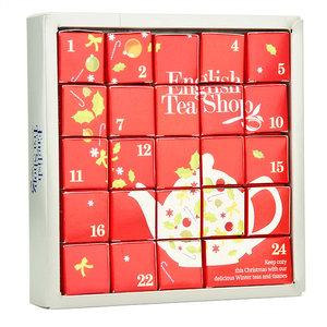 Mon coup de coeur: Le calendrier de L'avent pour les fans de thé