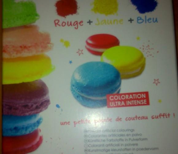 J'ai testé pour vous les 3 colorants alimentaires artificiels en poudre