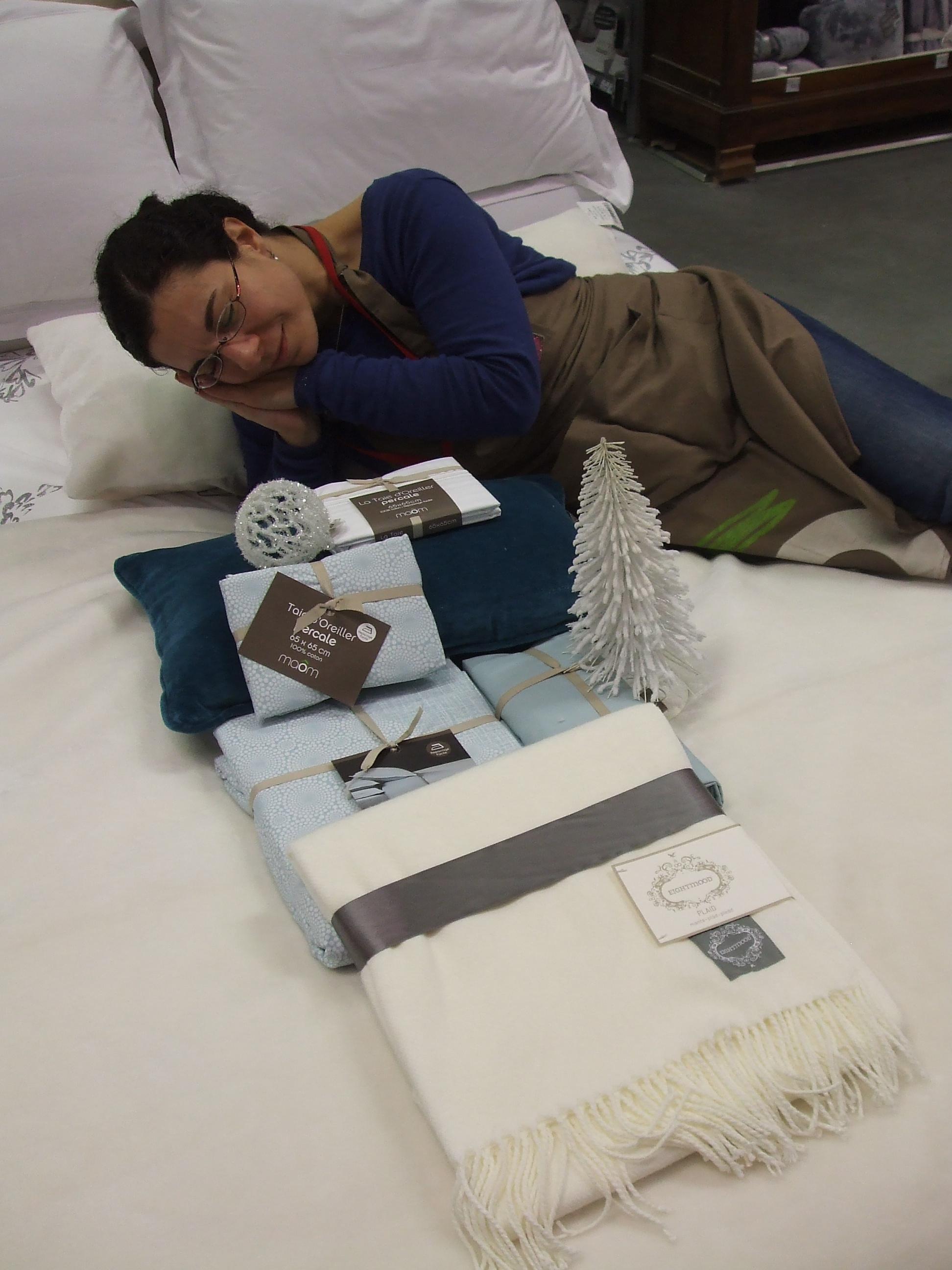 j 39 ai choisi une parure de lit pour ma maman blog z dio. Black Bedroom Furniture Sets. Home Design Ideas