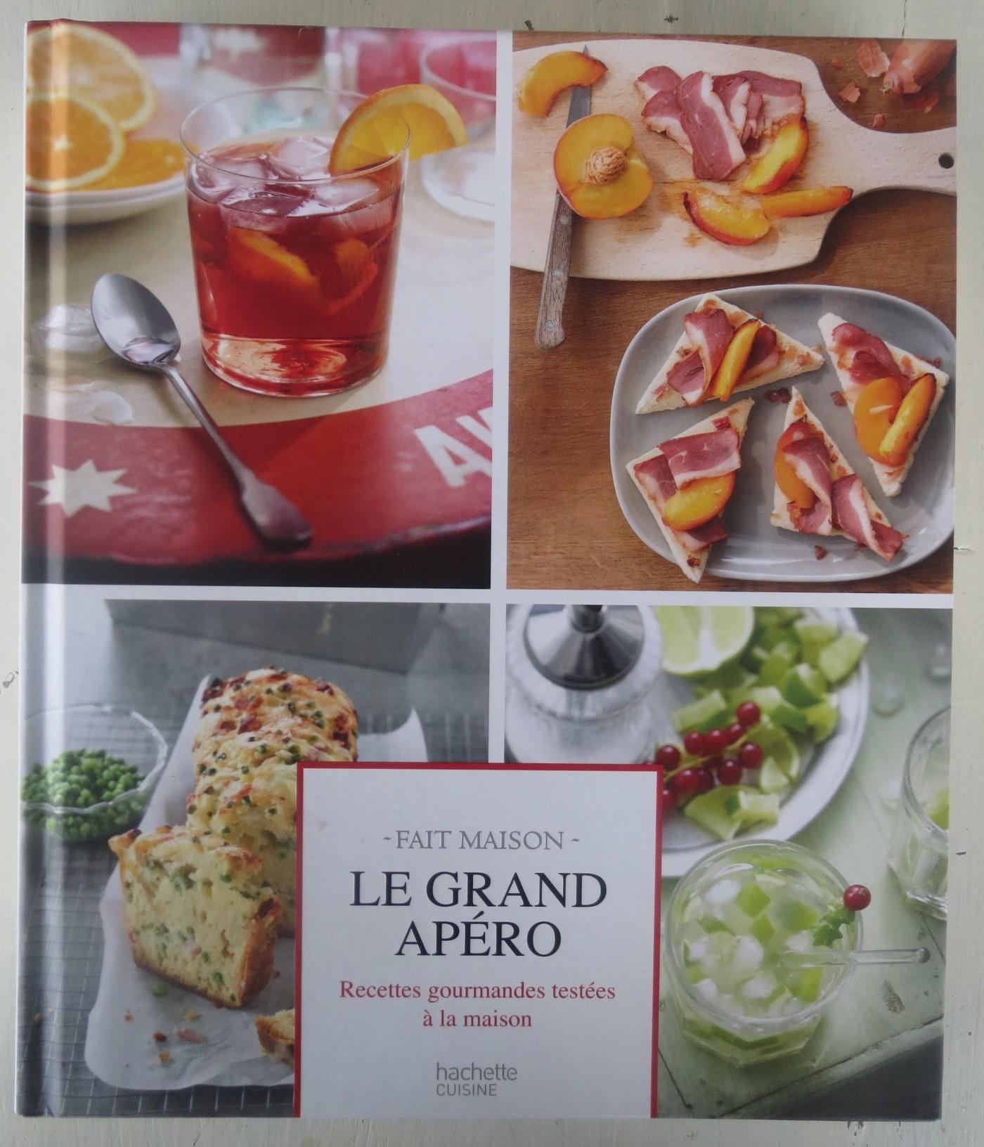 J'ai testé pour vous ... Le Grand Apéro d'Hachette Cuisine