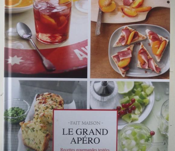 J'ai testé pour vous … Le Grand Apéro d'Hachette Cuisine