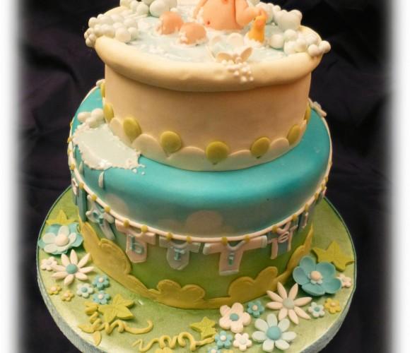 Gâteau pour une naissance !