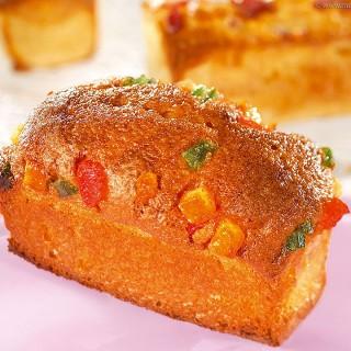 MINI-CAKES AUX FRUITS CONFITS
