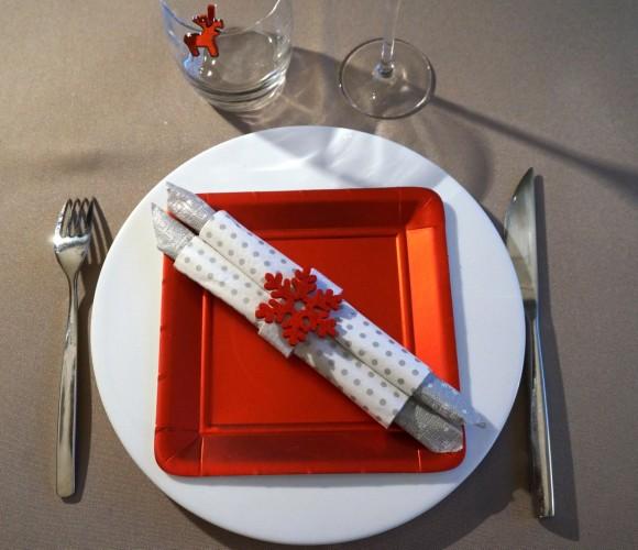 [TUTO] Pliage de serviette élegant pour les fêtes