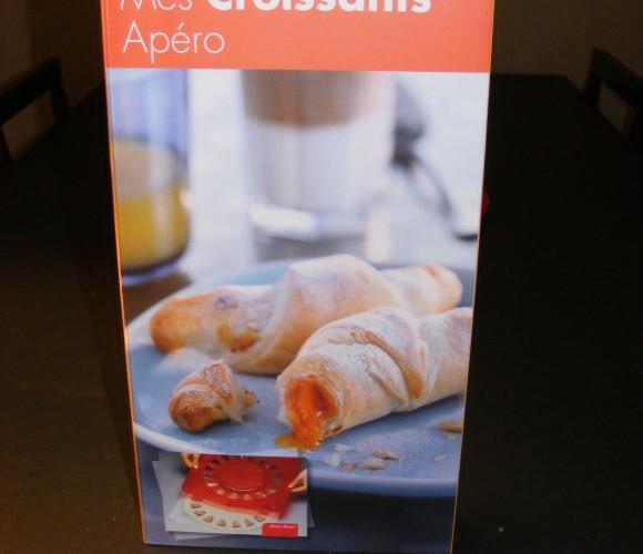 J'ai testé pour vous …Les croissants apéro