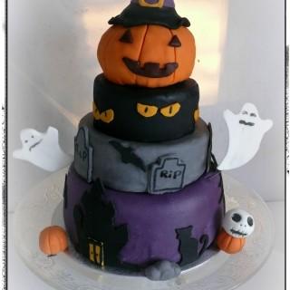 GâteauHalloween