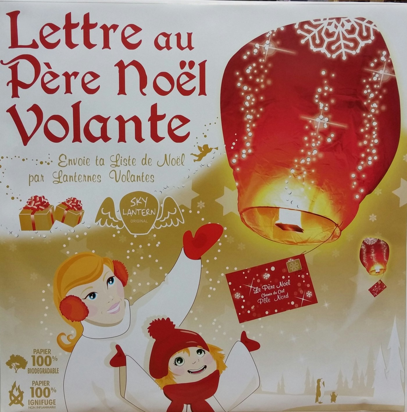 Lettre Au Pere Noel Volante.J Ai Choisi Pour Ma Fille La Lettre Au Pere Noel Blog Zodio
