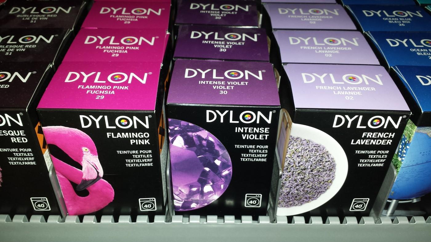 J 39 Ai Test Pour Vous La Teinture Pour Textile Dylon Blog