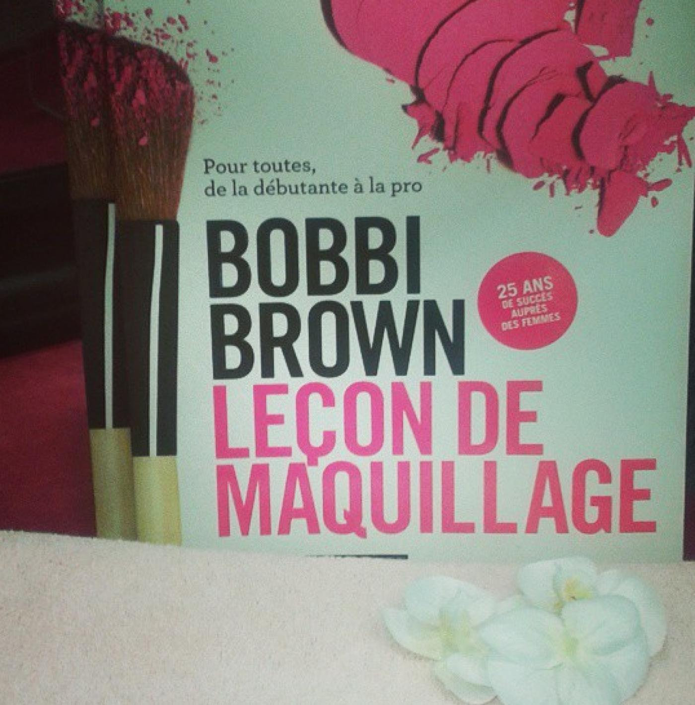 J'ai choisi pour ma meilleure amie le livre de Bobbi Brown