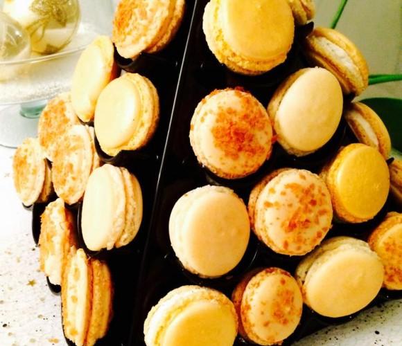 J'ai testé pour vous la pyramide de macarons