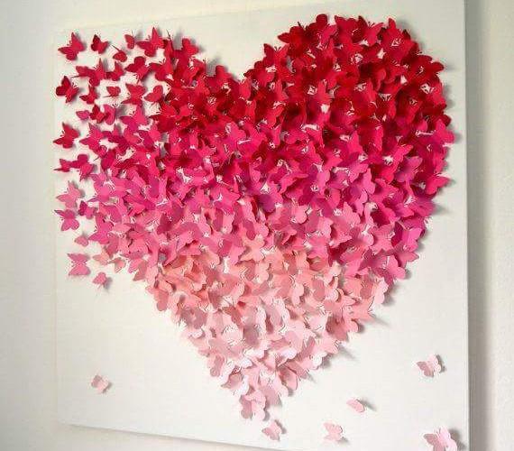 Petit cadeau de st valentin…. Mignon tout plein