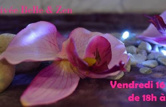 Ventes Privée Belle et Zen le vendredi 16 janvier de 18h à 20h