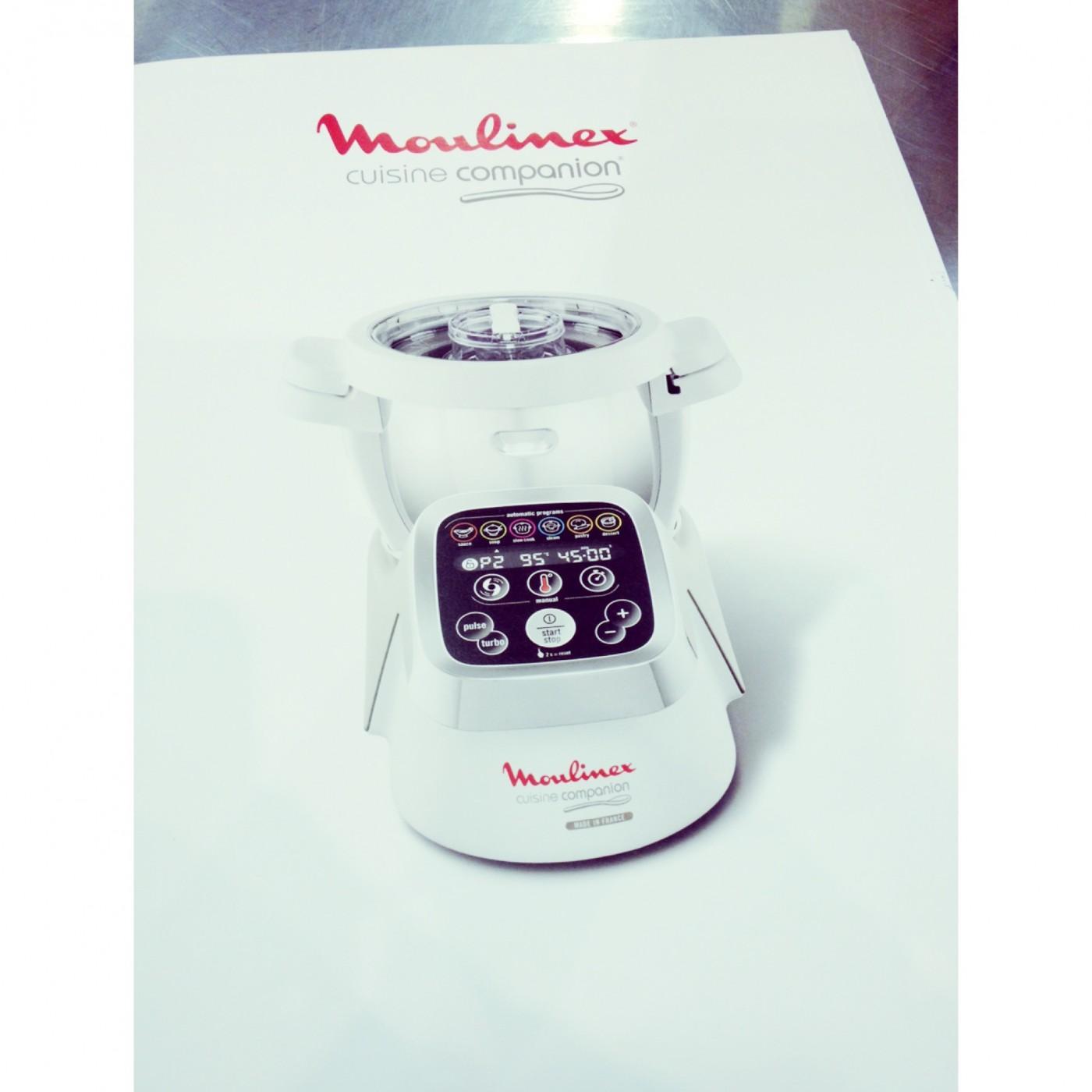 Détournons ensemble le robot Companion de Moulinex pour créer de la pâte à modeler !