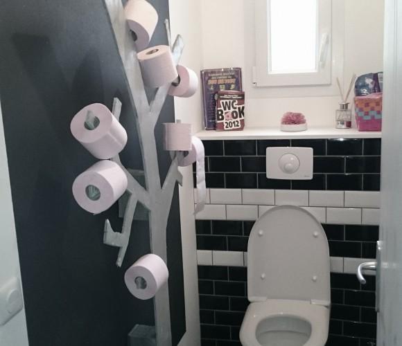 WC métropalette à ma manière