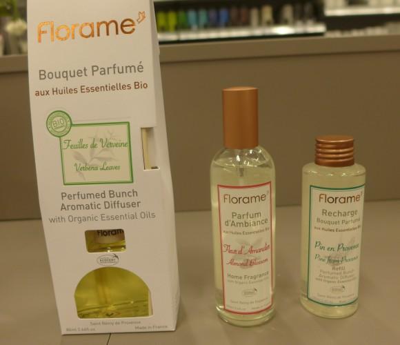 NOUVEAUTE ! bouquet parfumé, parfum d'ambiance aux huiles essentielles  .