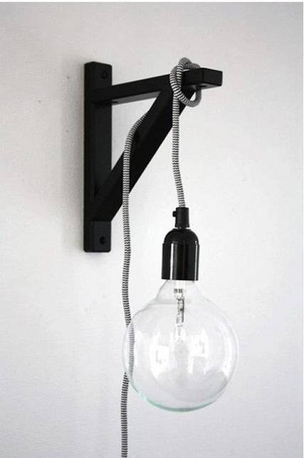 Id e simple et astucieuse pour cr er une applique style for Ikea location emplacement
