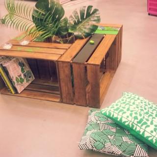 une table basse en caisse en bois bonjour tous - Table Basse En Caisse En Bois