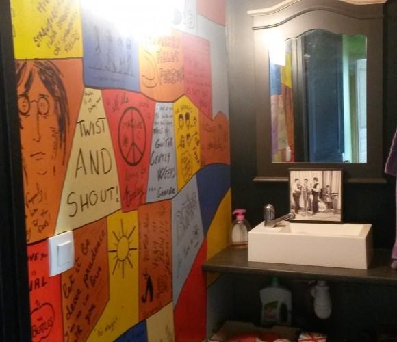 toilettes the caverne (Beatles)