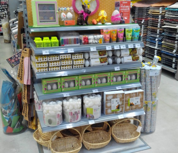Pâques débarque dans votre magasin !